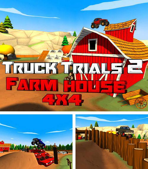In addition to the game Secret of the Lost Cavern: Episode 2-4 for iPhone, iPad or iPod, you can also download Truck trials 2: Farm house 4x4 for free.
