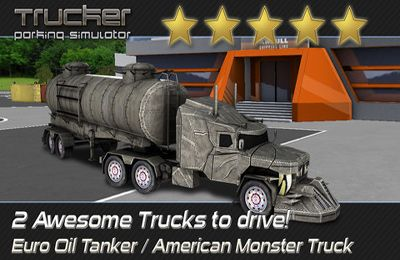 Скачать Trucker: Parking Simulator - Realistic 3D Monster Truck and Lorry Driving Test Free Racing на iPhone бесплатно