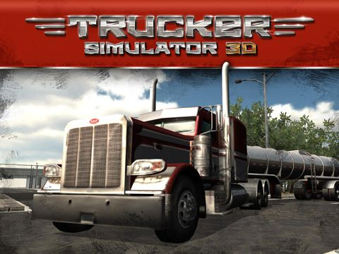 Trucker simulator 3D