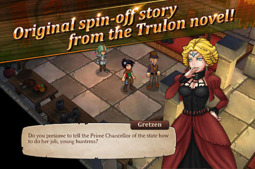 Descarga gratuita de Trulon: The shadow engine para iPhone, iPad y iPod.
