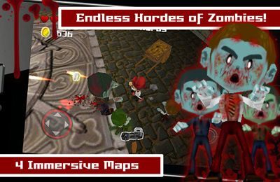 Скачать Tsolias Vs Zombies 3D на iPhone бесплатно