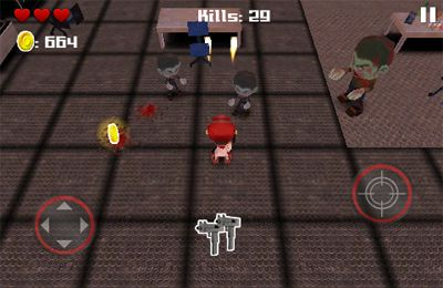 Игра Tsolias Vs Zombies 3D для iPhone