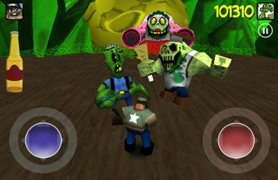 Скачать игру Tucker Ray in: Rednecks vs. Zombies для iPad.