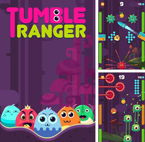 In addition to the game Loot and dodge for iPhone, iPad or iPod, you can also download Tumble ranger for free.
