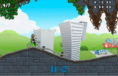 Download Turbo Grannies iPhone free game.