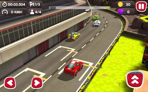 Descarga gratuita de Turbo wheels para iPhone, iPad y iPod.