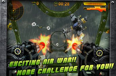 Гра Turret Commander для iPhone