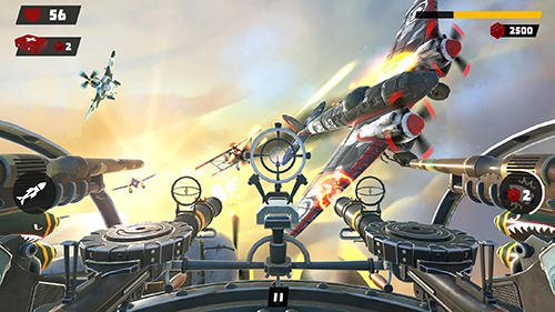 Download Turret gunner iPhone free game.
