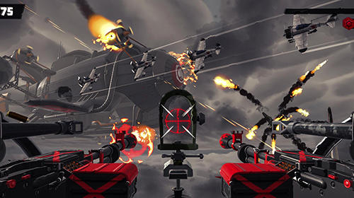 Free Turret gunner download for iPhone, iPad and iPod.