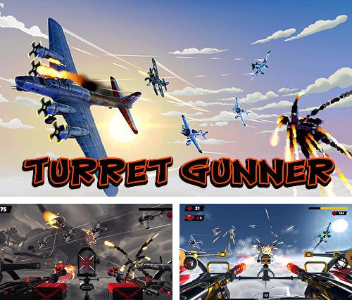 In addition to the game Zombie Days for iPhone, iPad or iPod, you can also download Turret gunner for free.