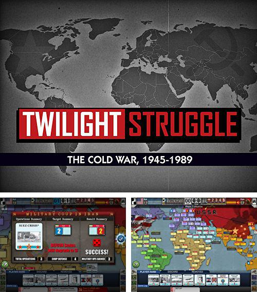 Download Twilight struggle iPhone free game.