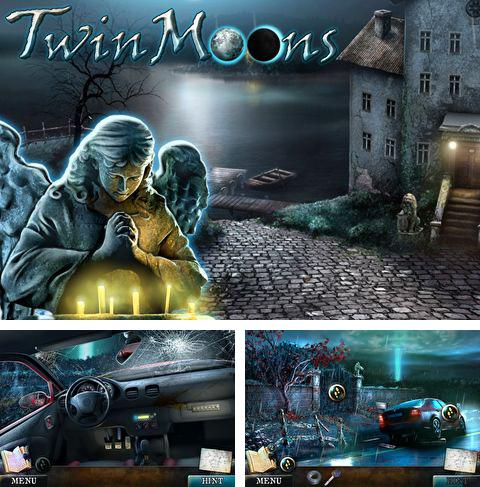 In addition to the game A Jungle Swing Pro for iPhone, iPad or iPod, you can also download Twin moons for free.