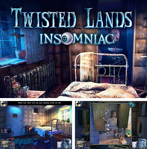 In addition to the game Candy chase for iPhone, iPad or iPod, you can also download Twisted lands: Insomniac for free.