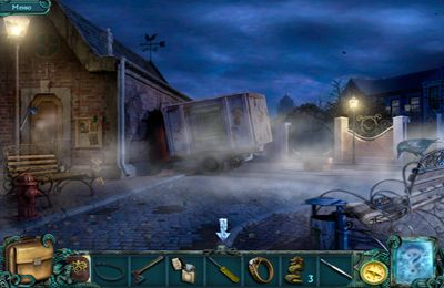 Baixe o jogo Twisted Lands: Shadow Town para iPhone gratuitamente.