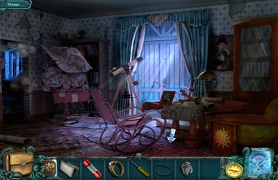 Free Twisted Lands: Shadow Town download for iPhone, iPad and iPod.