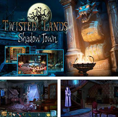 En plus du jeu Les Aventures des Jouets pour iPhone, iPad ou iPod, vous pouvez aussi télécharger gratuitement Les Terres Pourries: La Ville des Ombres, Twisted Lands: Shadow Town.