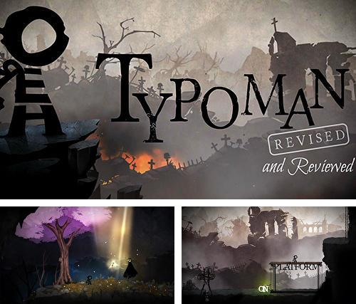 Download Typoman mobile iPhone free game.