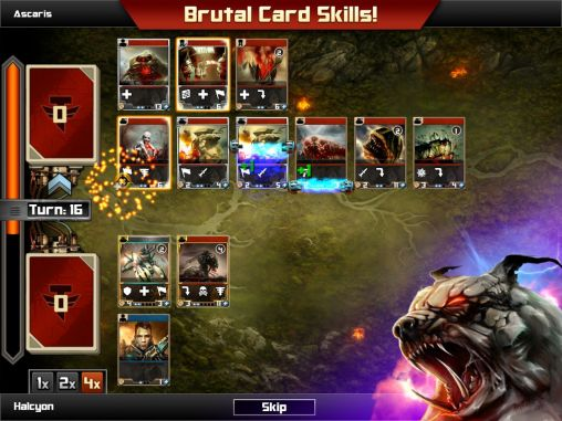 Download Tyrant unleashed iPhone free game.