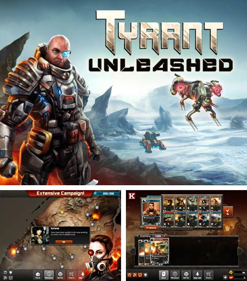 In addition to the game Lego minifigures: Online for iPhone, iPad or iPod, you can also download Tyrant unleashed for free.
