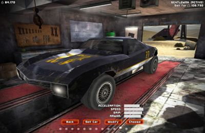 Download Uber Racer 3D – Sandstorm iPhone free game.