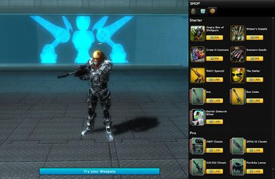 Download UberStrike: The FPS iPhone free game.