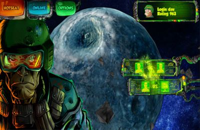 Download UFO Hotseat iPhone free game.