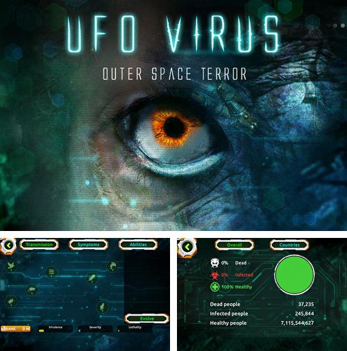 Скачать UFO virus: Outer space terror на iPhone бесплатно