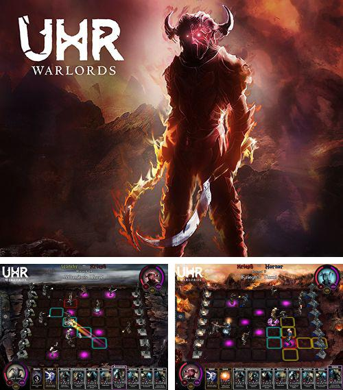 In addition to the game Su mon smash: Star coliseum for iPhone, iPad or iPod, you can also download UHR-Warlords for free.