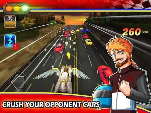 Descarga gratuita de Ultimate car racing para iPhone, iPad y iPod.