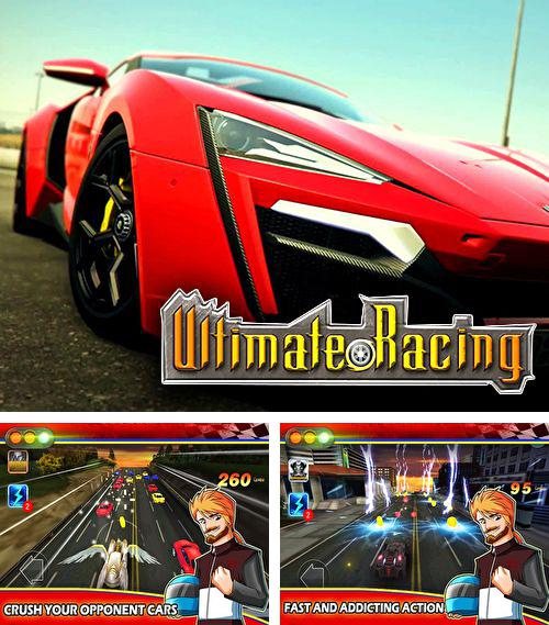 In addition to the game Deadly Moto Racing for iPhone, iPad or iPod, you can also download Ultimate car racing for free.