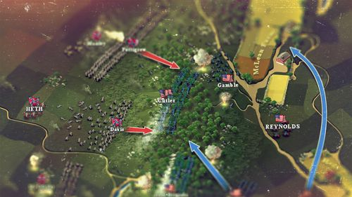 Descarga gratuita de Ultimate general: Gettysburg para iPhone, iPad y iPod.