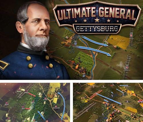 Alem do jogo Última Fantasia V para iPhone, iPad ou iPod, voce tambem pode baixar Último general: Gettysburg, Ultimate general: Gettysburg gratuitamente.