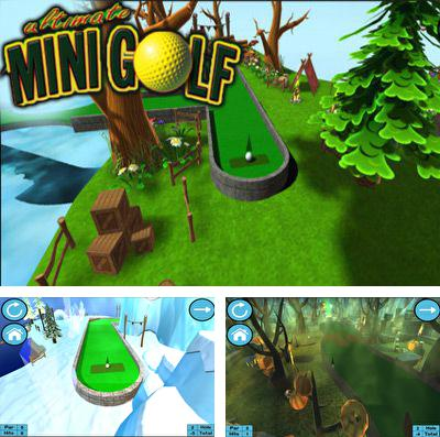 Kostenloses iPhone-Game Ultimatives Minigolf See herunterladen.