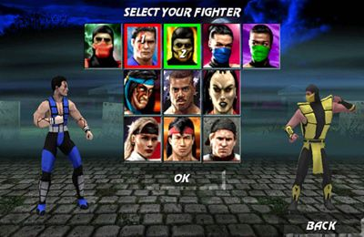 Descarga gratuita de Ultimate Mortal Kombat 3 para iPhone, iPad y iPod.