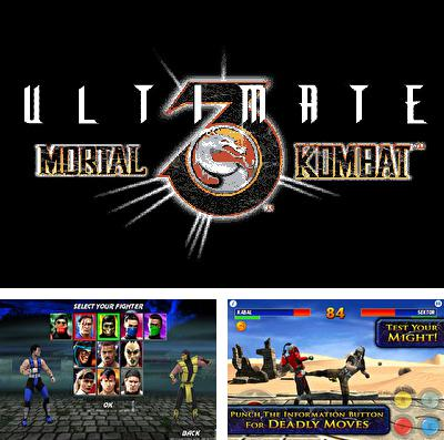 Kostenloses iPhone-Game Ultimate Mortal Kombat 3 See herunterladen.