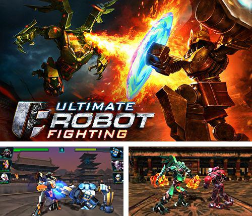 In addition to the game The World Ends with You: Solo Remix for iPhone, iPad or iPod, you can also download Ultimate robot fighting for free.