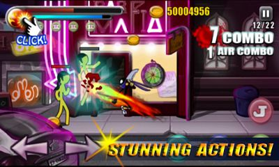 Descarga gratuita de Ultimate Stick Fight para iPhone, iPad y iPod.