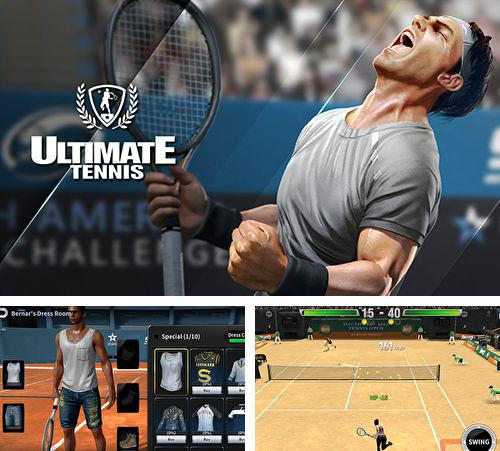 In addition to the game Temple Run for iPhone, iPad or iPod, you can also download Ultimate tennis for free.