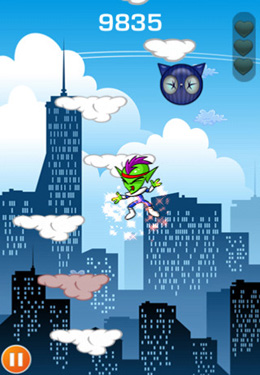 Free Ultra Jump download for iPhone, iPad and iPod.