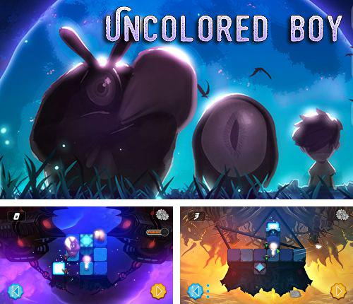 In addition to the game Power hover for iPhone, iPad or iPod, you can also download Uncolored boy for free.