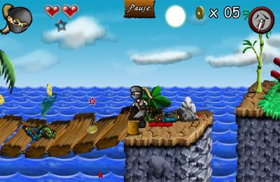 Descarga gratuita de Undead Island para iPhone, iPad y iPod.
