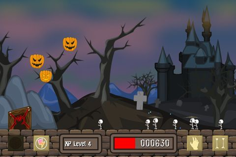 Descarga gratuita de Undead on halloween para iPhone, iPad y iPod.