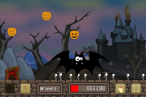 Écrans du jeu Undead on halloween pour iPhone, iPad ou iPod.