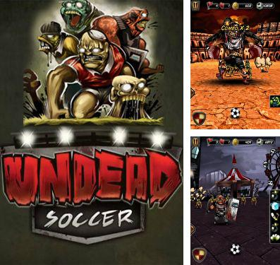 In addition to the game Beat The Beast for iPhone, iPad or iPod, you can also download Undead Soccer for free.