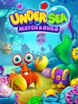 Descarga el juego gratuito Undersea match and build para iPhone.
