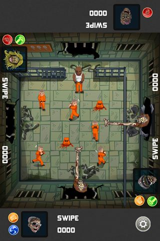 Screenshots of the Unfed undead! game for iPhone, iPad or iPod.