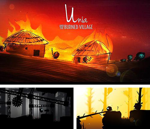 In addition to the game Color tower for iPhone, iPad or iPod, you can also download Unia: And the burned village for free.