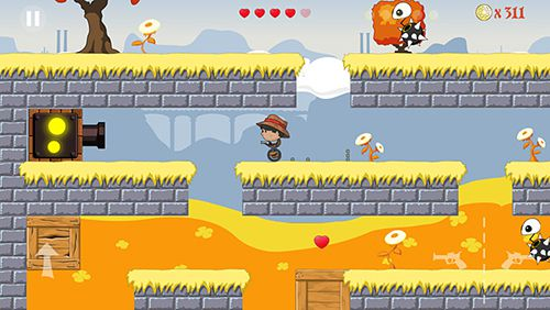 Baixe Unicycle boy gratuitamente para iPhone, iPad e iPod.