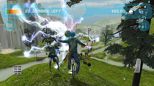 Capturas de pantalla del juego Unicycle Delivery Service: UDS para iPhone, iPad o iPod.
