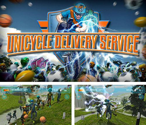 In addition to the game My cafe: Recipes and stories for iPhone, iPad or iPod, you can also download Unicycle Delivery Service: UDS for free.